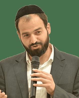 הרב רועי אברג'יל | מרצה לחכמת הקבלה ותורת החסידות בדרך בעל הסולם